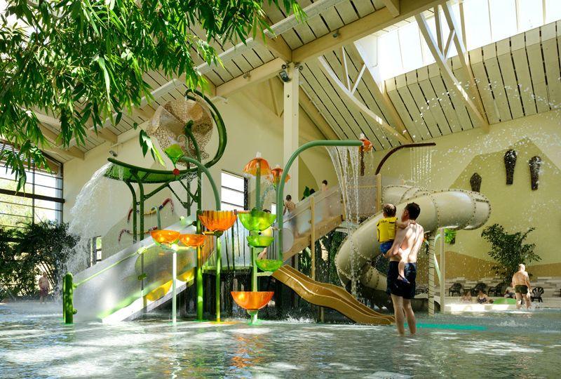 Parc Bostalsee Center Parcs Saarland Germany