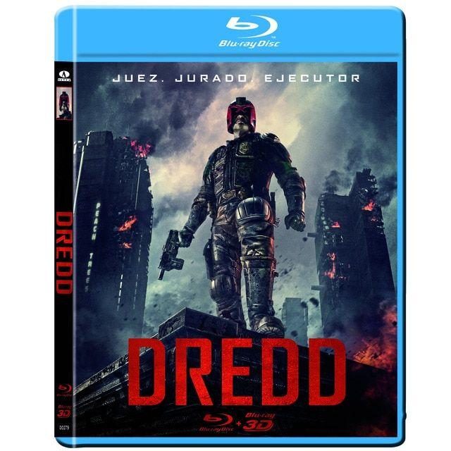 EONE - Dredd 3D (Blu-Ray + Blu-Ray 3D)