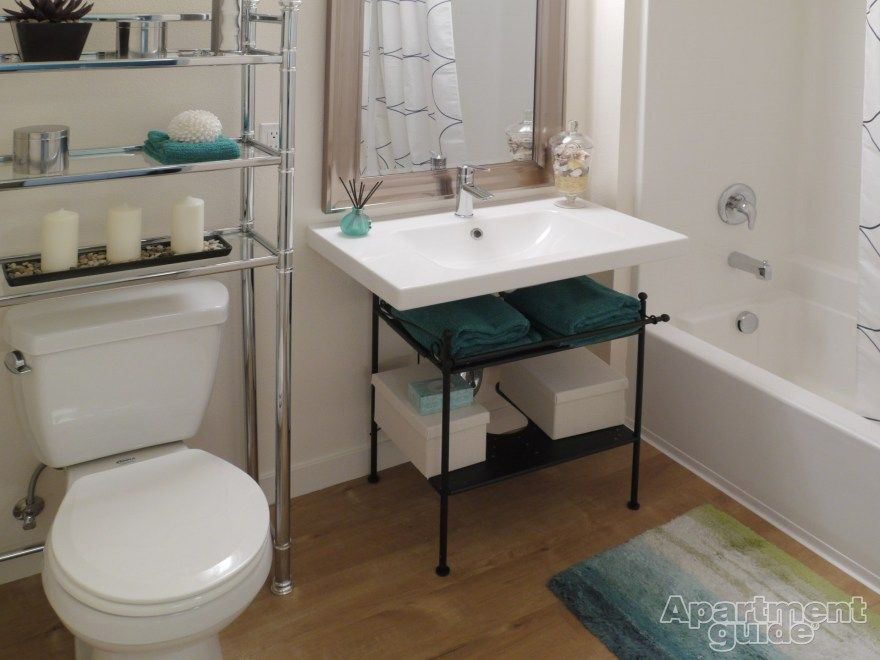 A bathroom can become disorganized quickly, but with a few steps ...