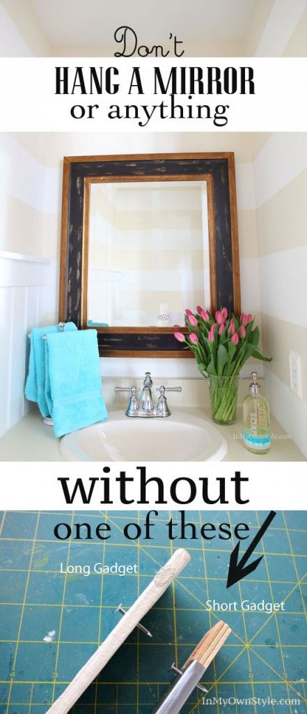 How I Hang Wall Art And Mirrors Instantly Decor Diy