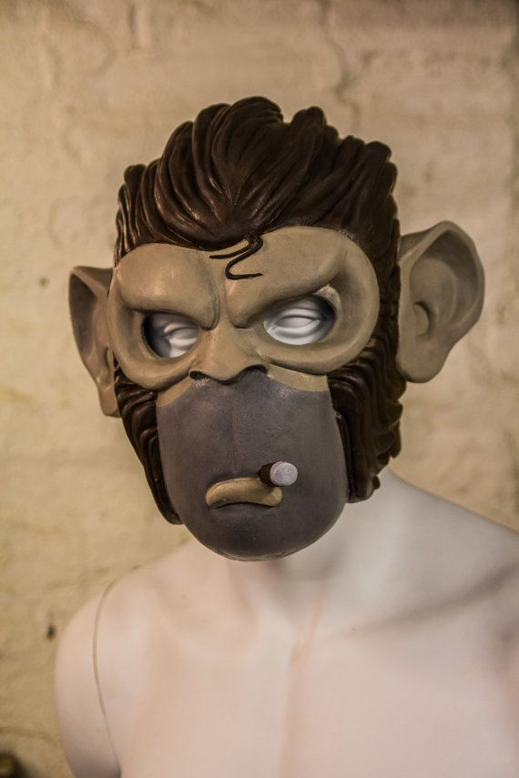 Image result for space monkey mask  7f77e597d3f6