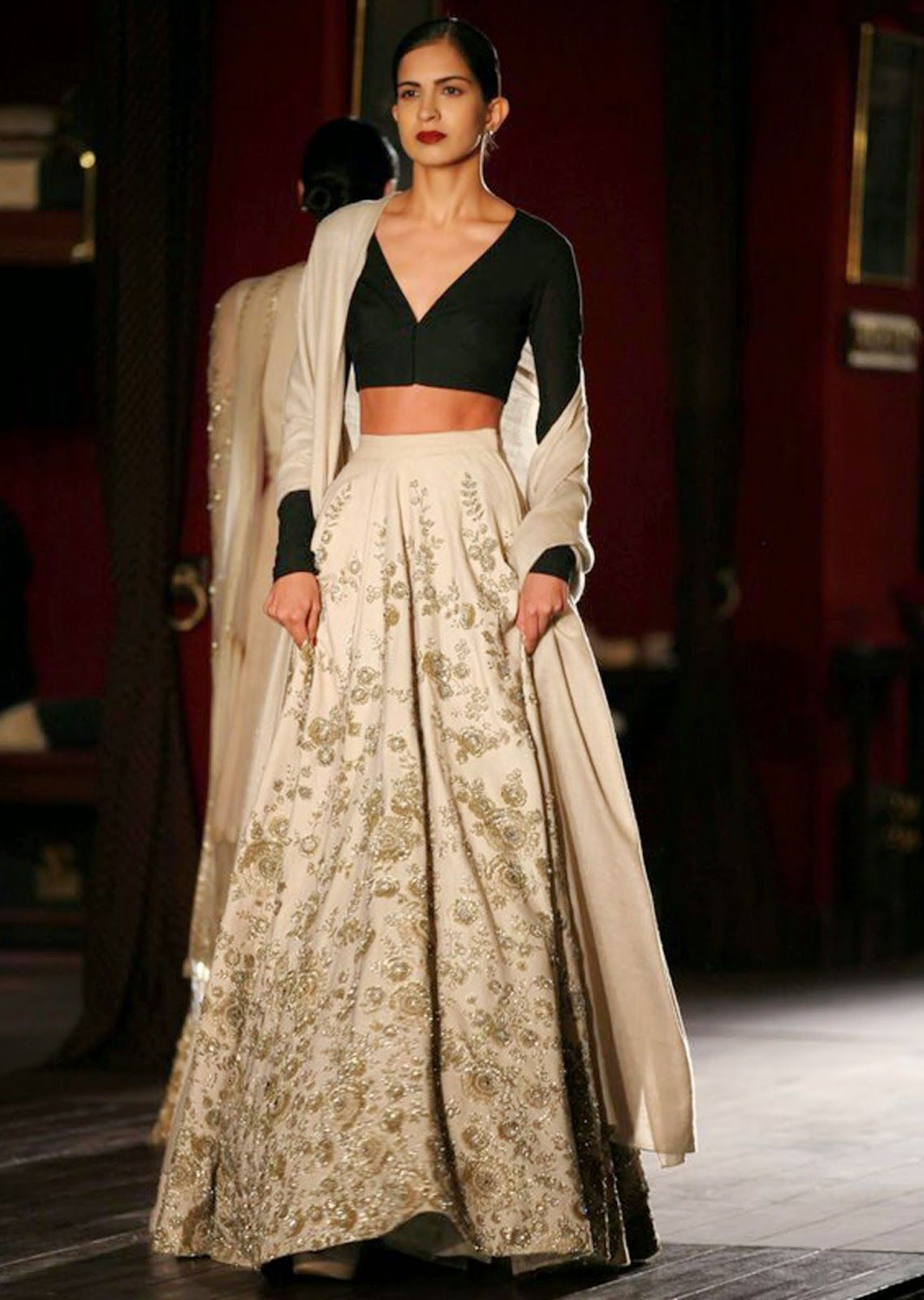 1d17cdf08d Indian wear with a modern touch- How to achieve Indo - Western look ...