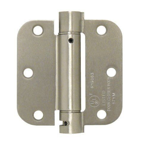 Deltana DSH35R515 Single Action Steel 3 1/2 Inch X 3 1/2 · Spring HingeDoor  ...