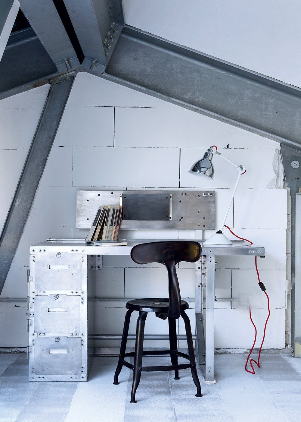 Un Bureau Dans Une Pièce   Marie Claire Maison