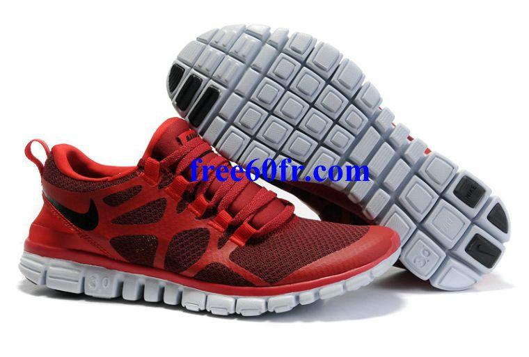 acheter en ligne 8c0c9 4c042 Exy3447 Nike Free 3.0 V3 Femme Chaussures De Course Vin Gym ...
