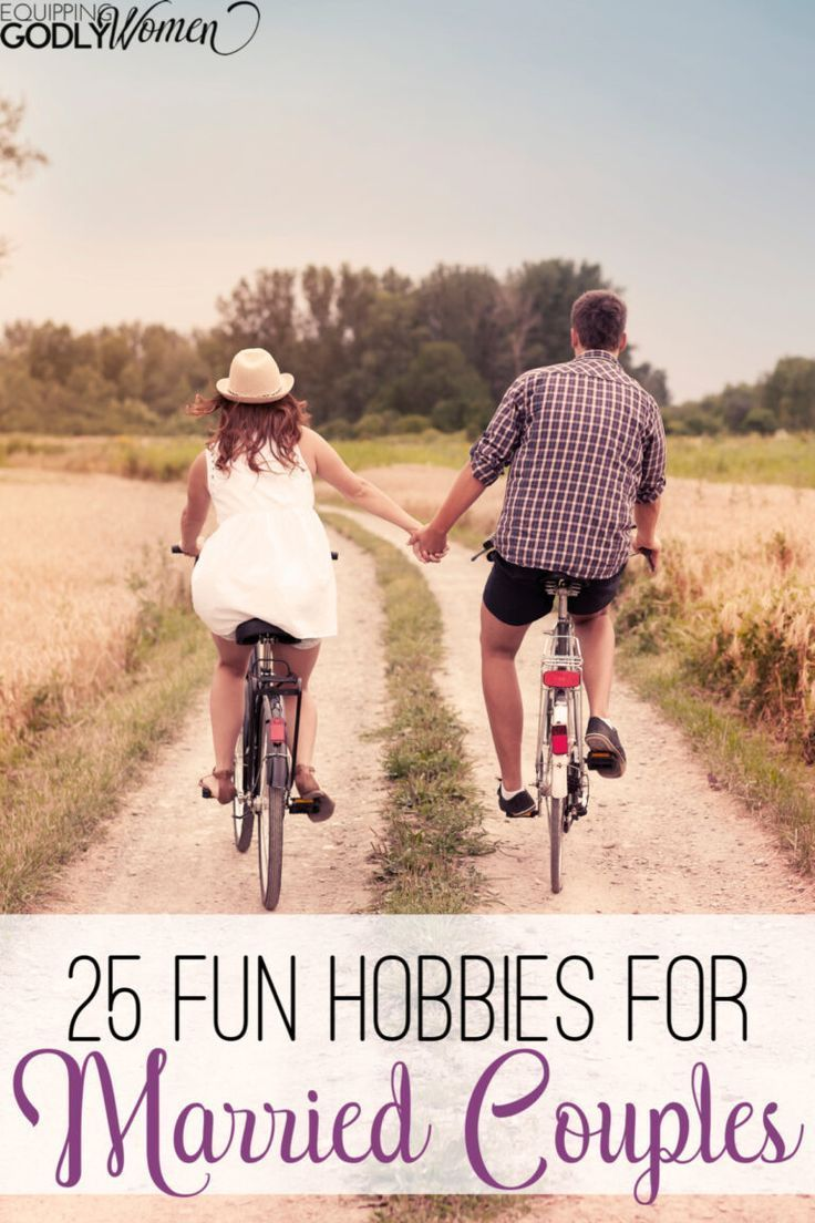 25 Fun Hobbies for Married Couples Who Want to Keep the Spark Alive