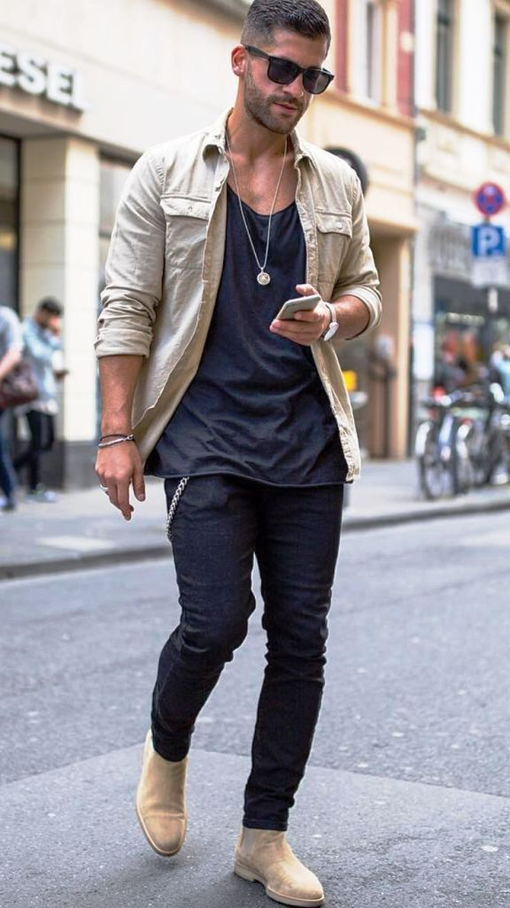 30 Cool Men Summer Fashion Style To Try Out | Men summer ...