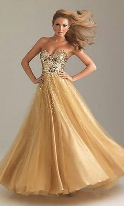 Love this prom dress