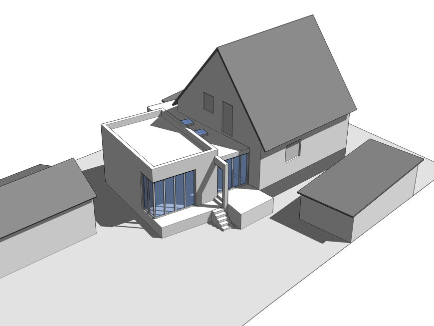 Isometrie - Haus Wink Traumhaus Pinterest Extensions, Haus and