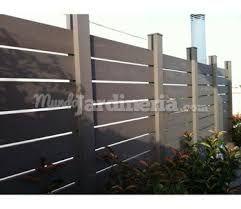 Resultado de imagen de valla metalica jardin Proyectos que
