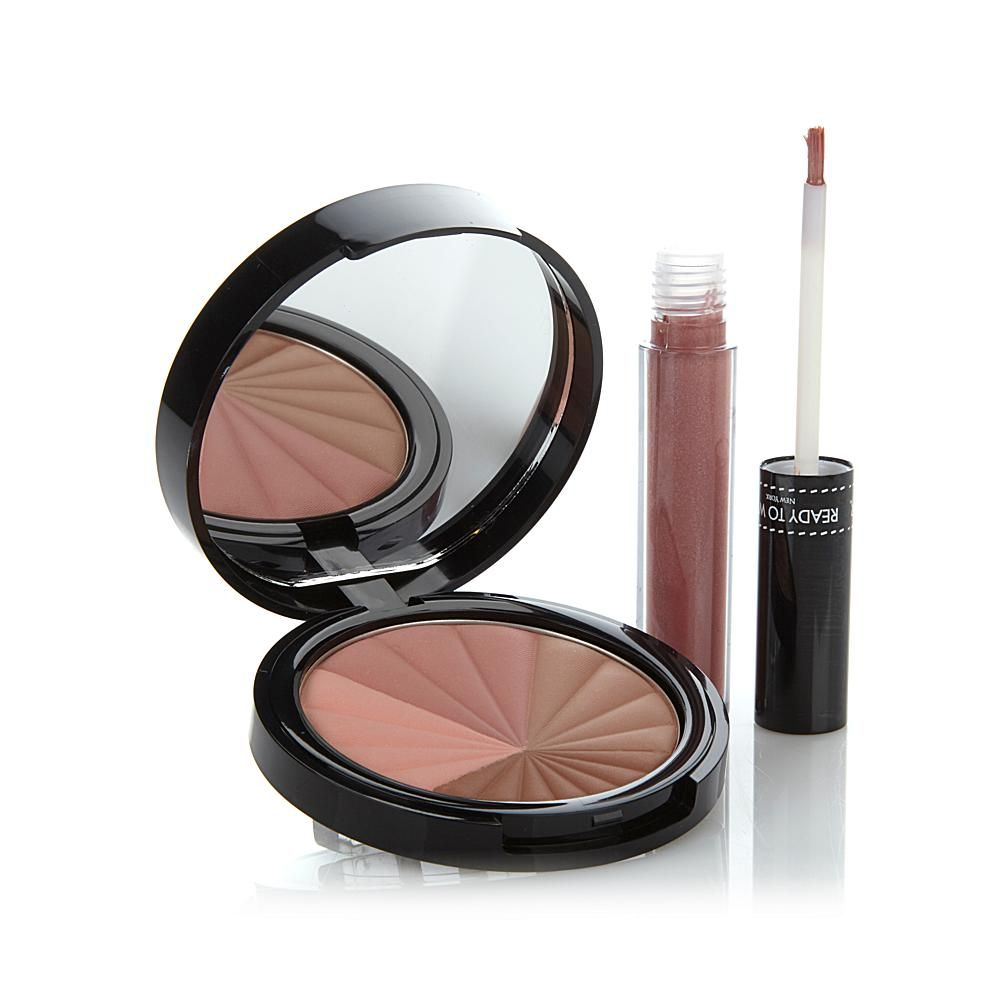 Ready To Wear Sublime Blush and Lip Gloss Set - Neutrals