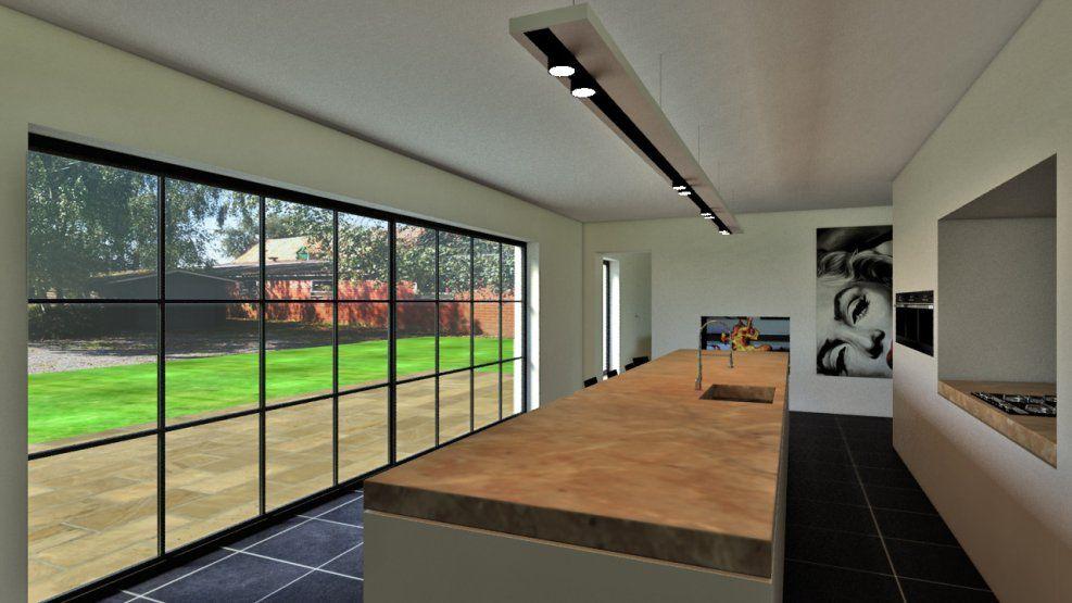 mezzanine moderne woning - Google Search | Architectuur | Pinterest ...