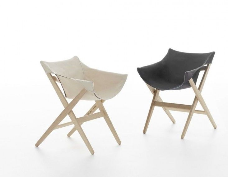From The Gardenista 100, A Roundup Of Smart Looking Canvas Chairs, Equally  At