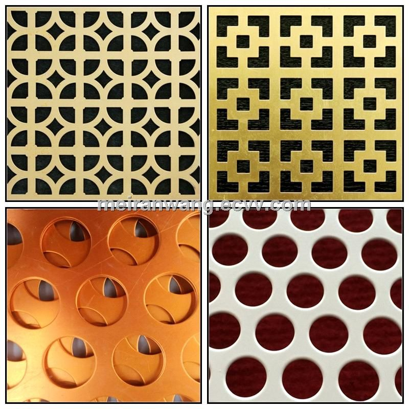 Aluminum Perforated Facade Panel Perforated Aluminum Panel For Facade Wmr005 China Aluminium Perforat Perforated Metal Panel Facade Panel Decorative Sheets