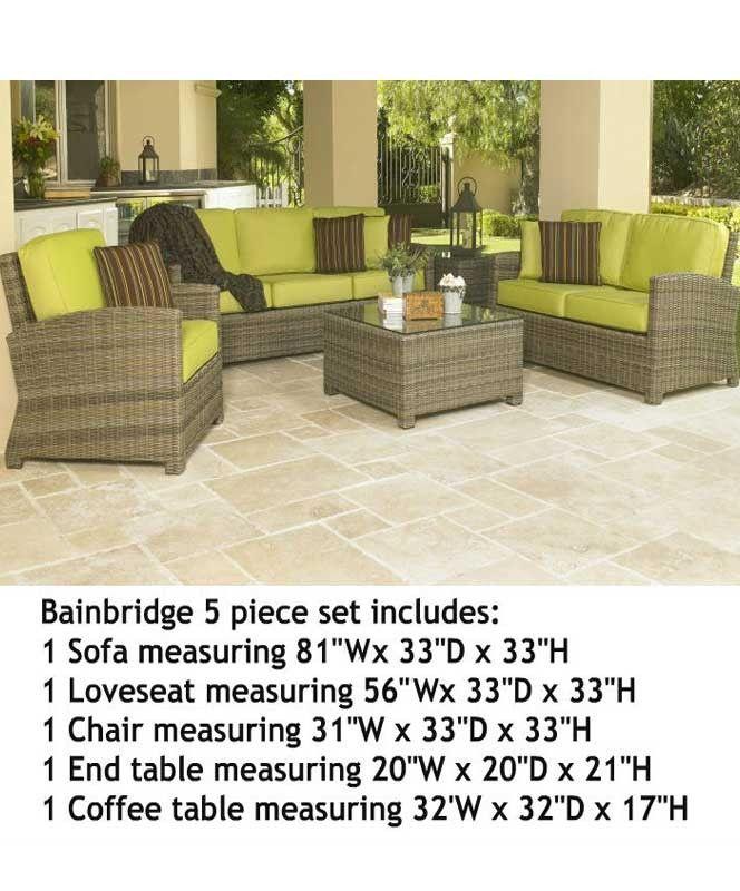 Outdoor Furniture Sets, North Cape Furniture