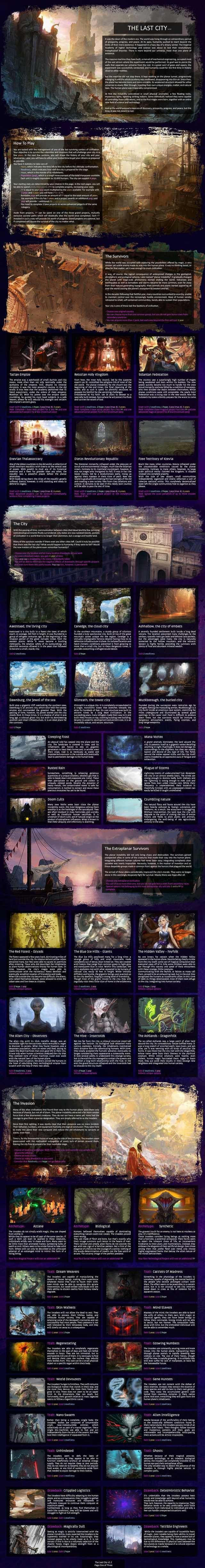Magical Realm CYOA   Cyoa   Cyoa, Diy games, Dungeons, dragons