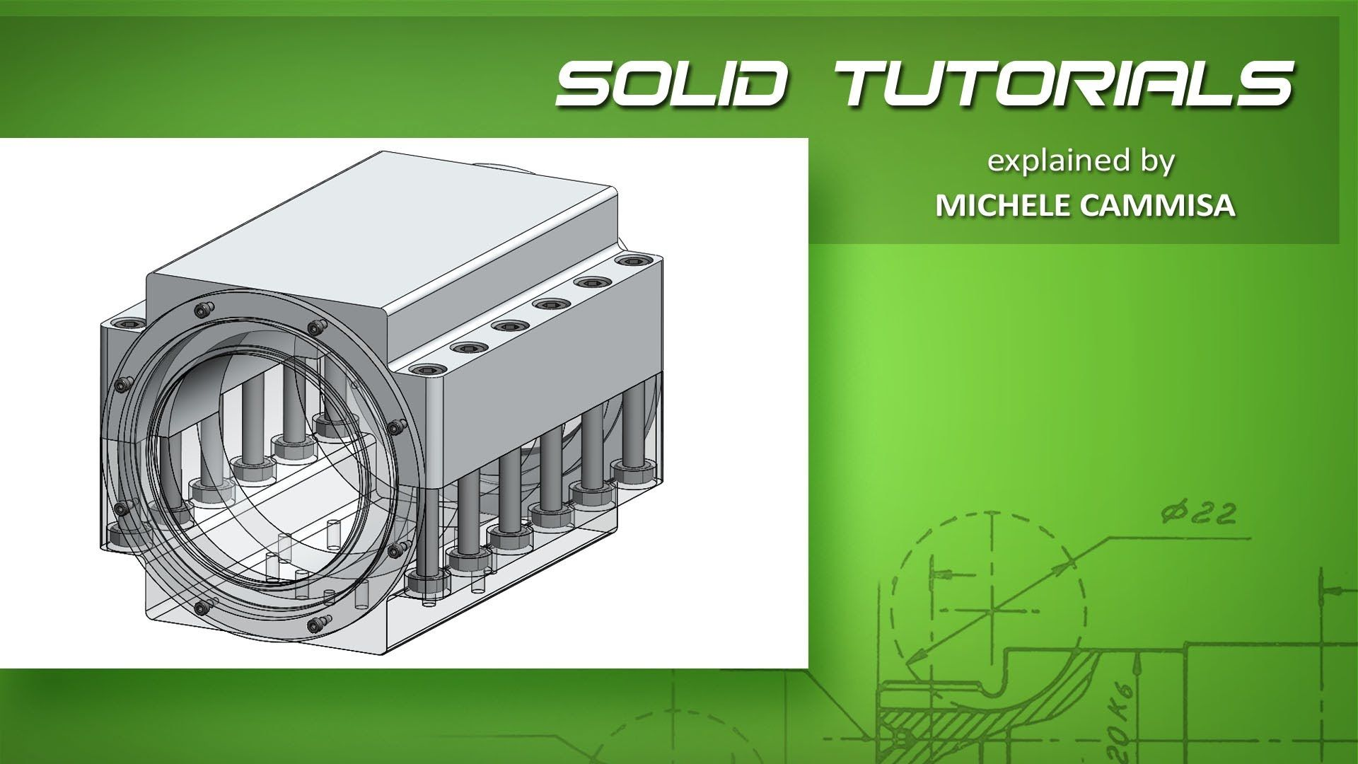 SOLIDWORKS Tips&Tricks - Mirror Part Configuration / Configurazione dei ...