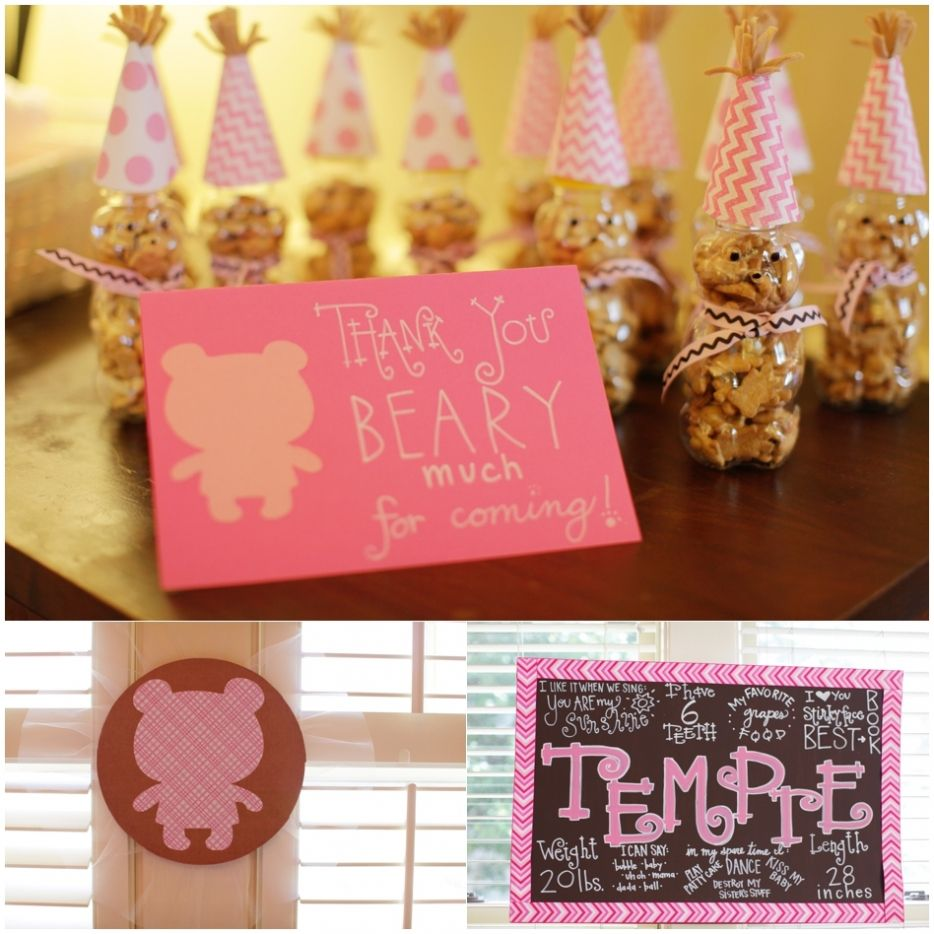 Beary Sweet Birthday