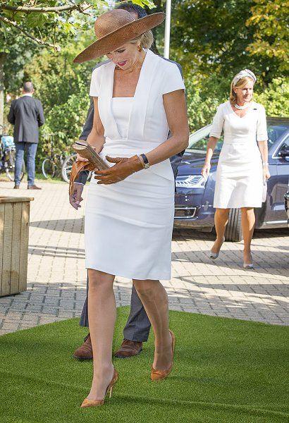 Dutch Queen Maxima Attends The Postcode Lottery Reina Maxima