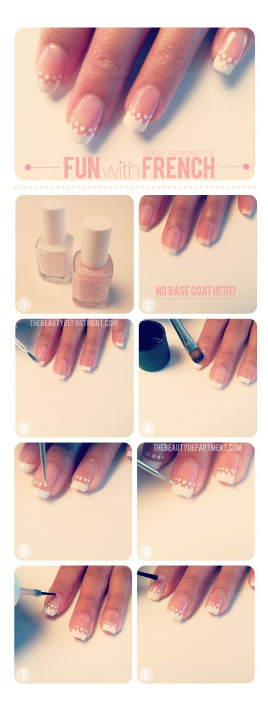 Pin by Kristi Finnie on How to | Pinterest | Manicure, Manicure ...