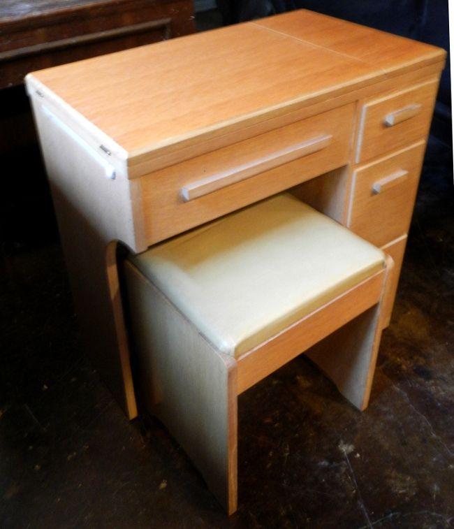 Singer 3-Drawer Sewing Machine Cabinet No. 65 | Gabinete para ...