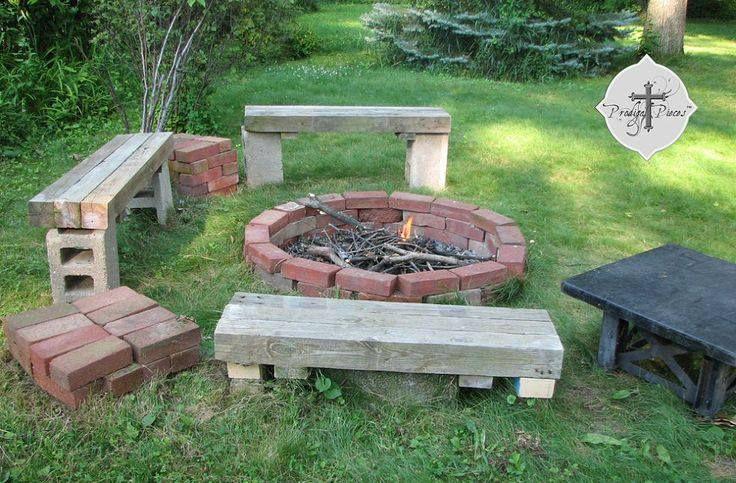 Fogueira Jardim Decora 231 227 O Ambientes Decorados