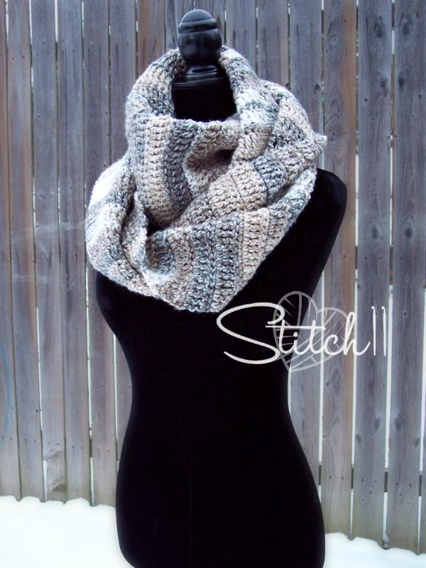 Somersault Winter Scarf - Stitch11 | Hooked | Pinterest | Ganchillo ...