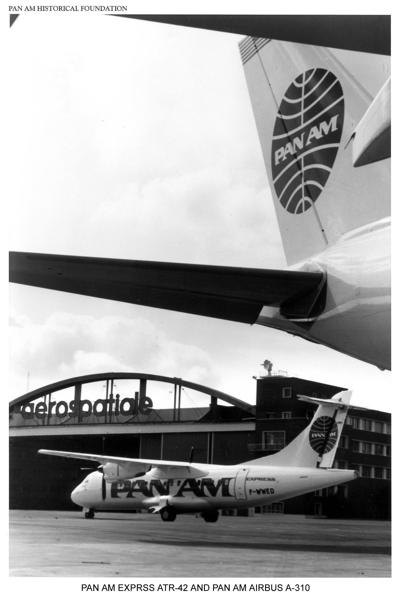 Image Caption By Luetich Clair For Pan Am Historical Foundation Pan American Vintage Airlines National Airlines