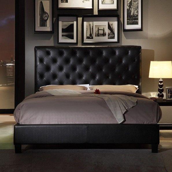 masculine bed frames