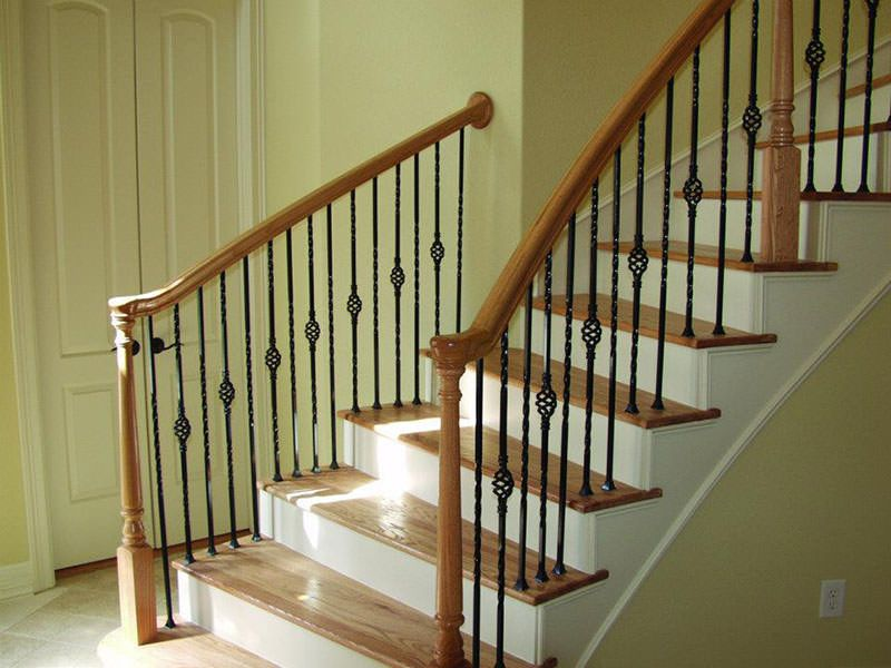 Banister Stairway Railings   Stairs Design Design Ideas : Electoral7 .