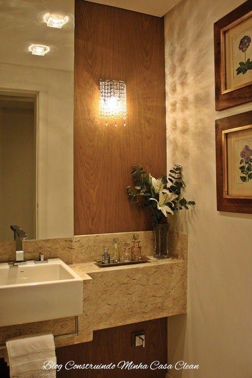 55 Lavabos de Luxo!!! Pequenos e Sofisticados! -> Cuba Para Banheiro Triangular