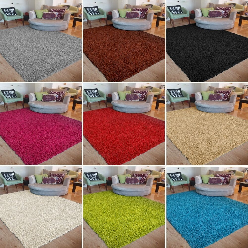 Non Shed Pile Modern Small Large Size Thick Plain Soft Gy Rug Carpet Rugs In Home Furniture Diy Carpets