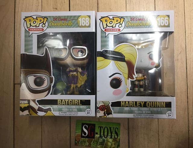 #HarleyQuinn #BatGirl #BombShells #DC #Funko #Pop #Comic #Ecuador #Guayaquil #Quito #Cuenca #Ambato #Machala #Salinas #Galapagos #Riobamba #Napo #Puyo #Babahoyo #Loja #Portoviejo #Manta Disponible a la Venta Aquí: http://sg-toys.blogspot.com #montereylocals #salinaslocals- posted by SG-TOYS STORE https://www.instagram.com/smartgamesgye - See more of Salinas, CA at http://salinaslocals.com