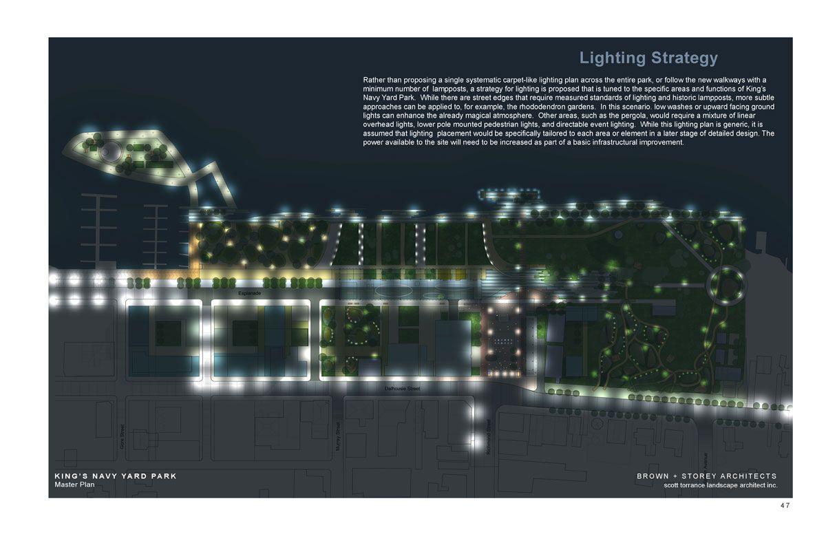 lighting design landscape architecture diagram 1410geuzencollege