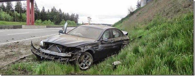 Sind Unsere Autobahnen Gefahrlich Gegen Die Leitplanke Und