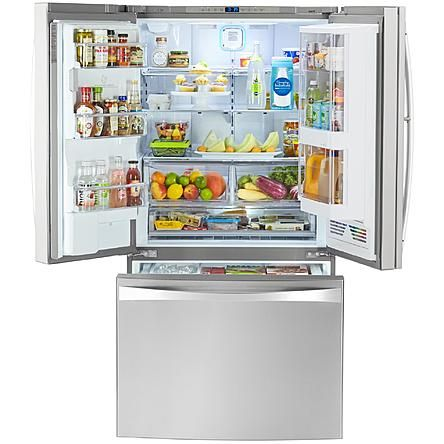 Kenmore Elite 23.5 cu. ft. Counter-Depth Bottom-Freezer Refrigerator w/ Grab-N-Go™ Door 3