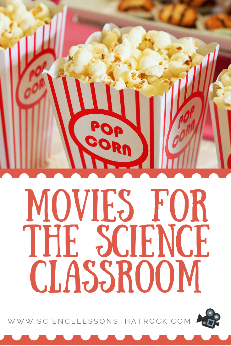 Movies for the Science Classroom by Science Lessons that