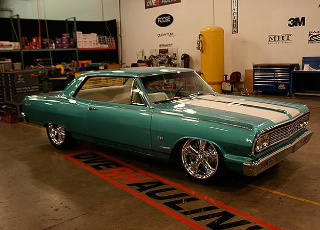 Explore Overhaulin S Early Years Before And After Photo Gallery