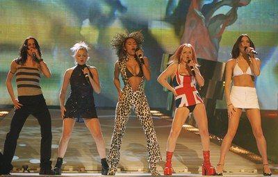 Spice Girls Halloween Group Costume