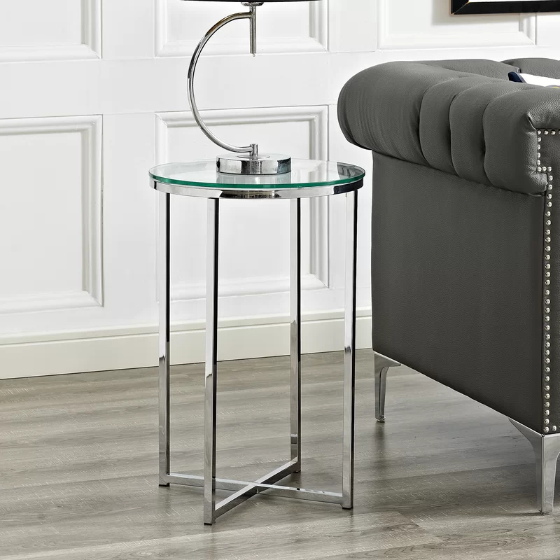 Angeles End Table End Tables Furniture Modern End Tables