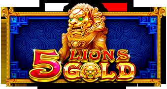 Demo Game Slot Online 5 Lions Gold Pragmaticplay Slots Games Demo Game Play Game Online