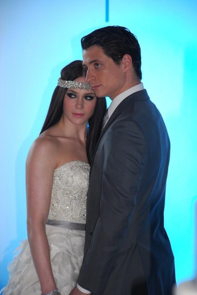 Tessa Virtue Scott Moir - Today's Bride Magazine