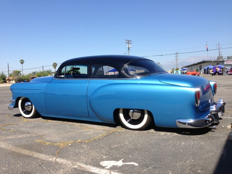 Anti Bag 49 52 Chevy Thread Page 15 The H A M B Classic Cars Chevy Chevy Hot Rods Cars Muscle
