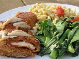 Cutlet Cordon Bleu Savory Vegan Vegan Main Dishes Vegan Dinners