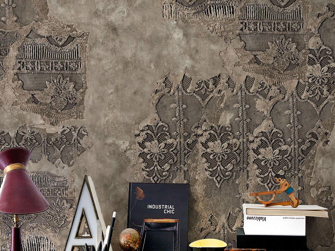 Carta da parati effetto muro sangallo by wall dec design - Carta adesiva da muro ...