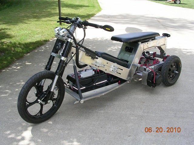Image Result For Diy Electric Trike Electric Trike Trike Motorcycle