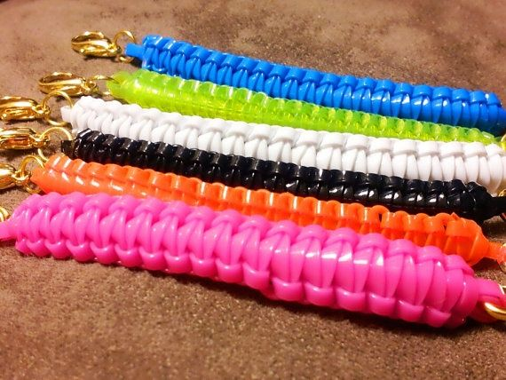 ARM CANDY Colorful Adjustable Bracelets Triple Chains by Agapeis, $8.00