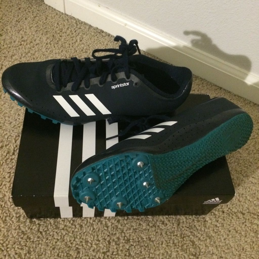 Adidas Sprint Star Track Spikes Running Shoes Nike Sprint Shoes Shoes Sneakers Adidas