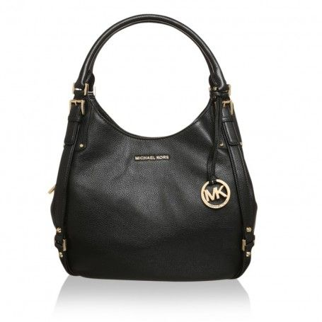 bdc96e0ec3c42 ... new zealand michael kors tasche bedford belted lg shoulder tote black  in schwarz henkeltasche für damen