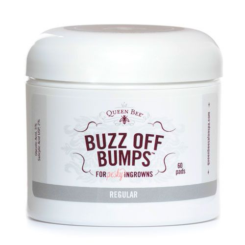 Buzz Off Bumps   Beauty   Skin care tips, Ingrown hair armpit